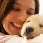 How help your dog to take care of puppies